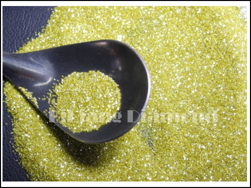 Yellow Color Artificial Diamond Manufacturer