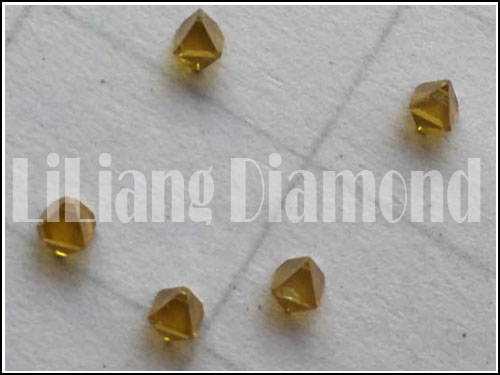 Functional Industrial Octahedron Sharp Pointed Diamond from LiLiang Manufacturer