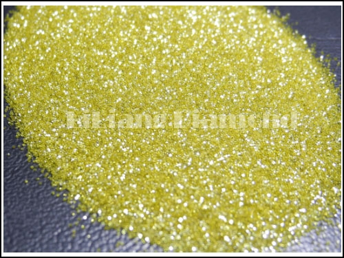 HTHP Yellow Color Industrial Synthetic Diamond Mesh Powder for Cutting