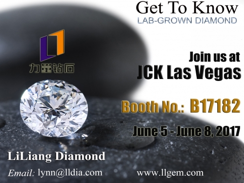 HTHP Synthetic VS VVS Polished Cut Diamond for Jewelry--HeNan LiLiang Diamond Factory