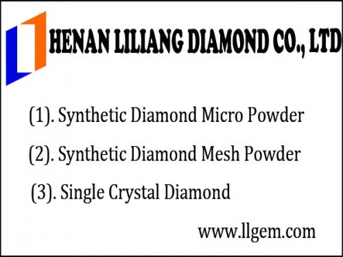 LiLiang Synthetic Diamond Micro Powder from China Manufacturer